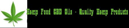 Hemp Food CBD Oils – Quality Hemp Products